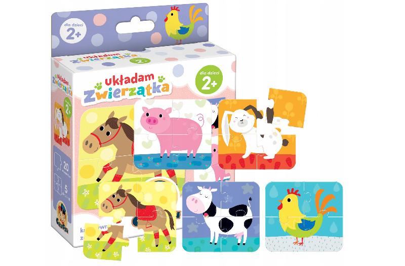 ranking zabawek dla 2 latka