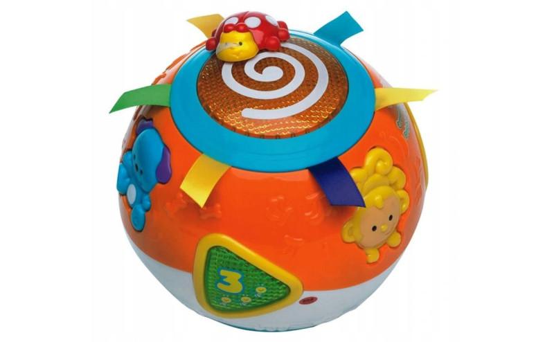 ranking zabawki dla 6-miesięcznego dziecka