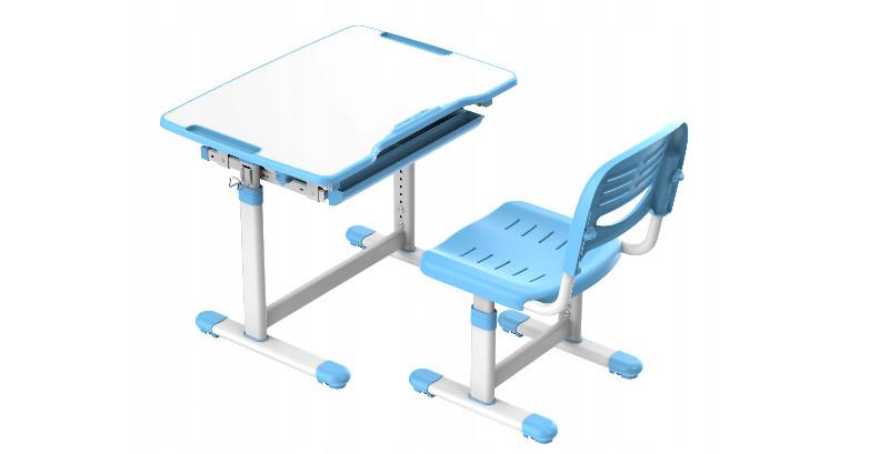 biurko regulowane dla dziecka ranking