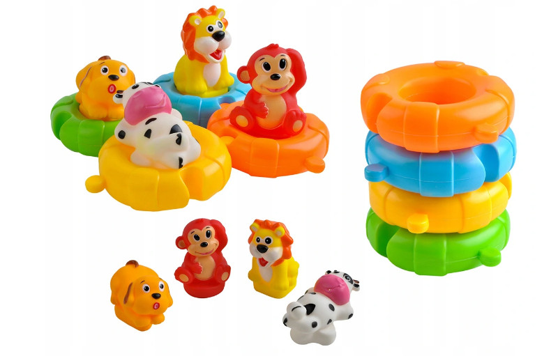 zabawki do wody