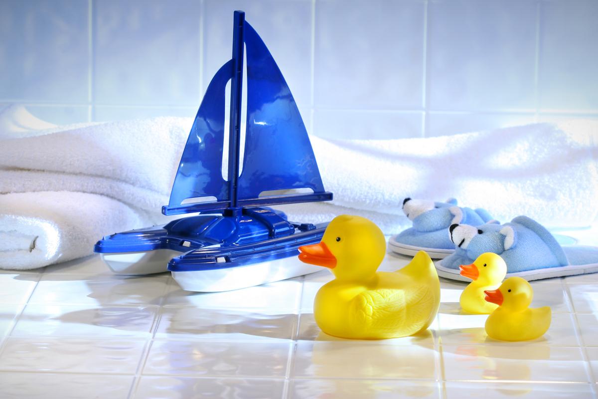 najlepsze zabawki do kąpieli