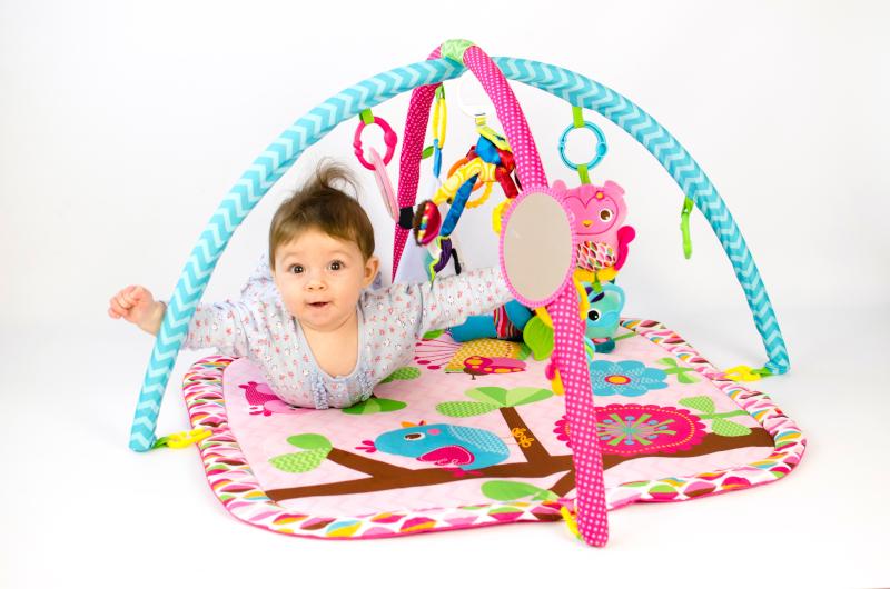 zabawki dla 3 miesięcznego dziecka