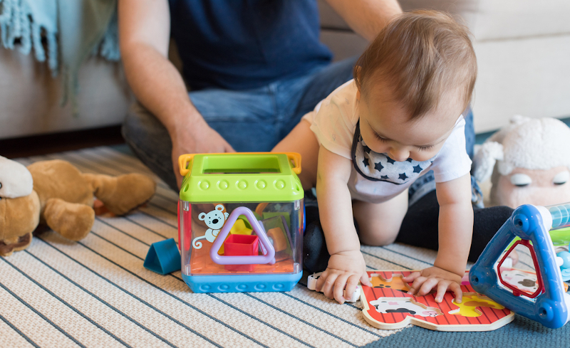 tanie zabawki dla niemowlaka