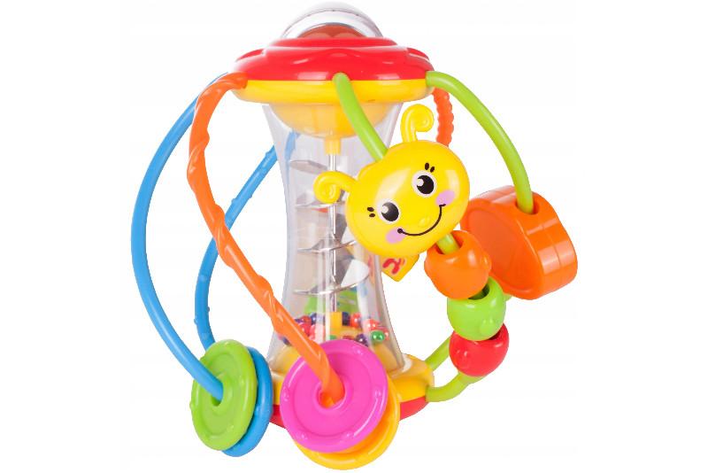 jakie zabawki dla 3 miesięcznego dziecka