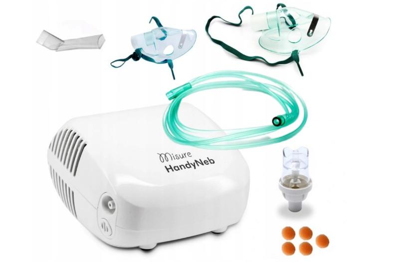 inhalator ultradźwiękowy ranking