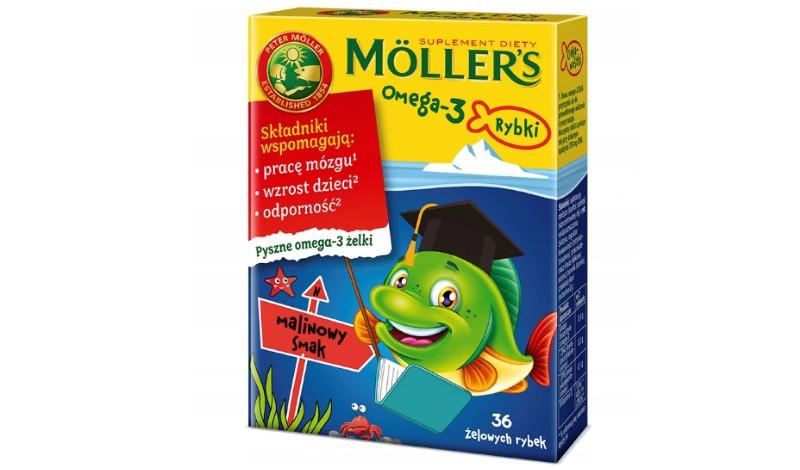 tran mollers dla dzieci