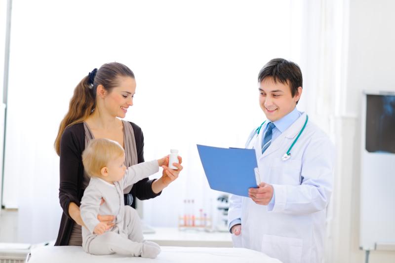 probiotyk dla niemowląt